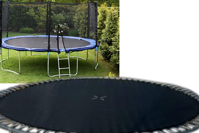 Linder - Solingen Trampolin Sprungtuch Sprungmatte für 366 cm 12 FT 72 Ösen