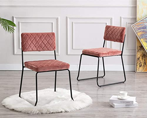 Chairus Upholstered Dining Chair Set of 2