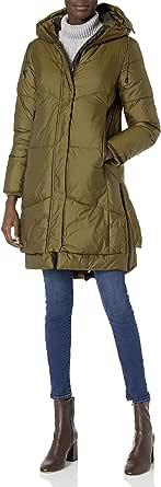 Cole Haan Women's Hooded Essential Down Coat