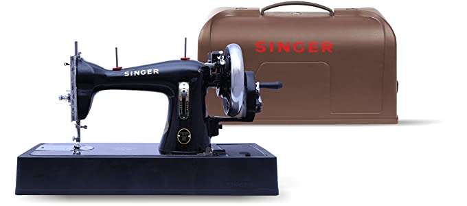 Singer Solo Straight Stitch Hand Sewing Machine (Black)