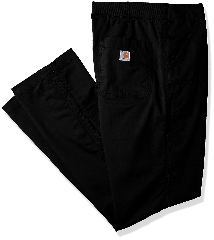 Carhartt PANTS レディース B075S24K9H 10 Tall ブラック ブラック 10 Tall