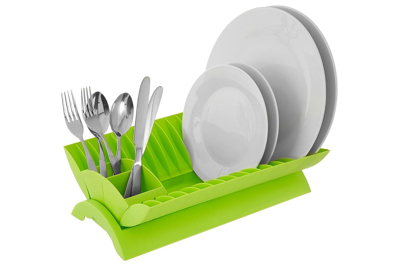 Premier Housewares Geschirrabtropfgestell mit entfernbarem ...