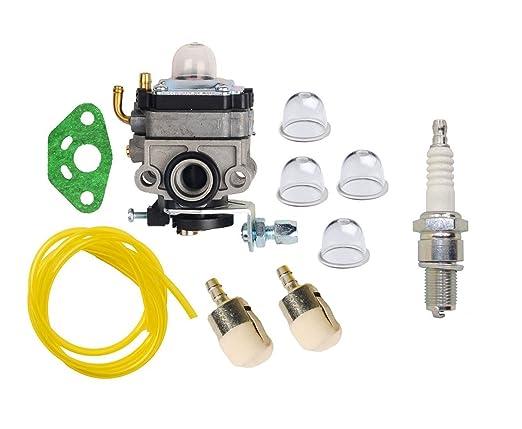 OuyFilters - Kit de carburador con Filtro de Combustible para ...