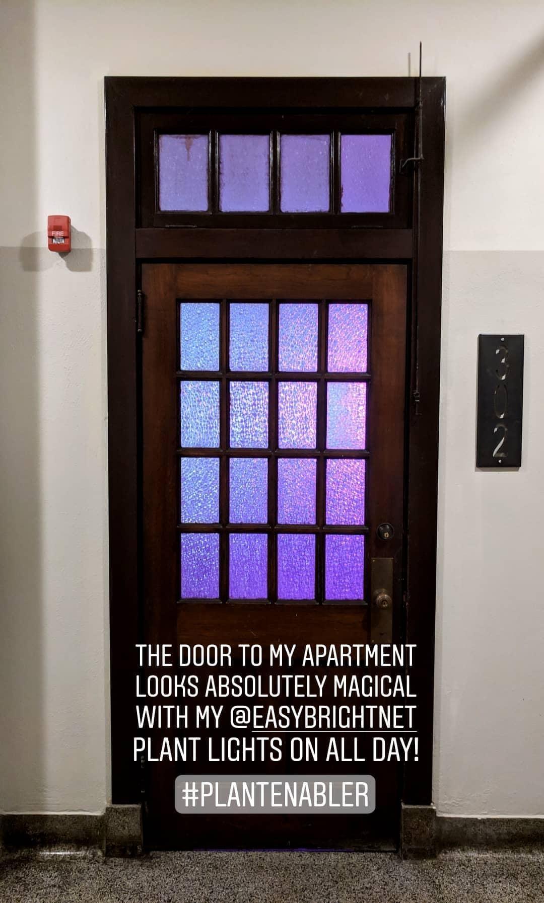 100W LED Grow Light Bulb - Full Spectrum Lamp for Indoor