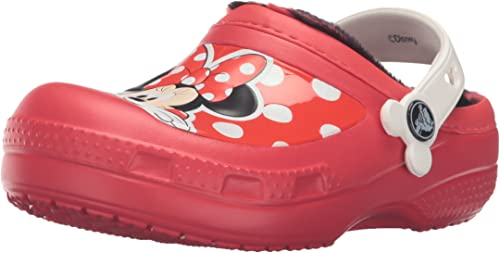 Toddler//Little Kid Crocs CC Mickey Lined Clog