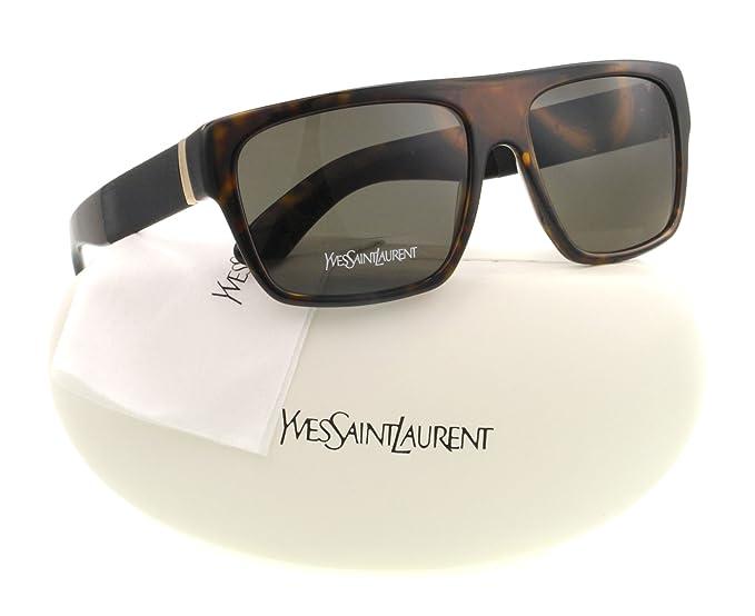Amazon.com: yvessaintlaurent anteojos de sol YSL 2331/S ...