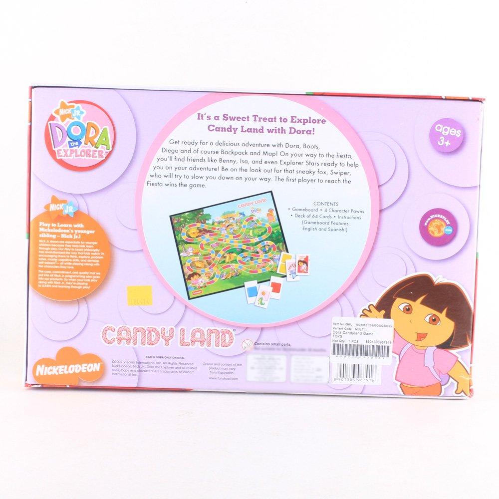 Funskool Dora Candyland on