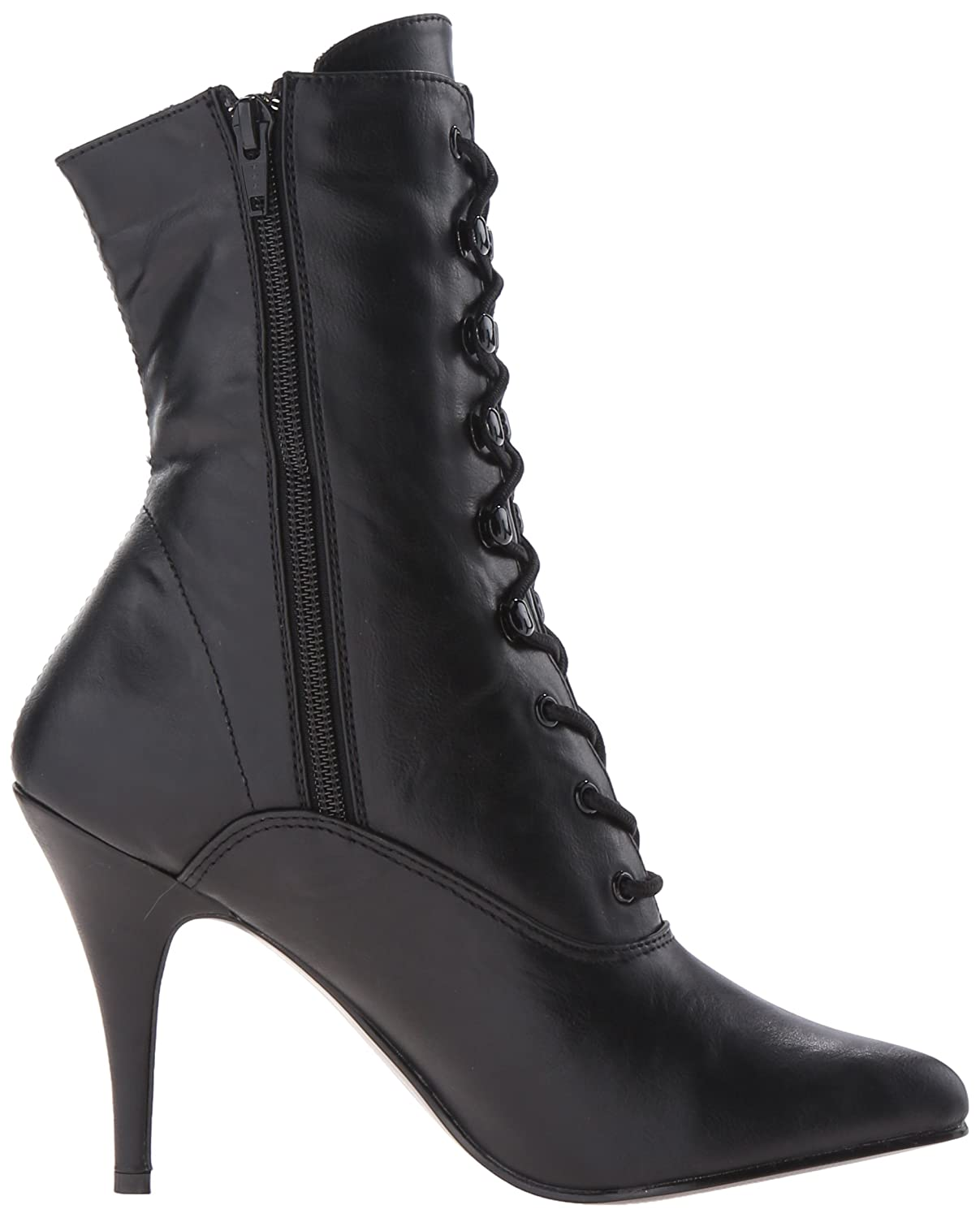 Pleaser Women's VAN1020/BPU US|Black Boot B00SUT07NS 14 B(M) US|Black VAN1020/BPU Faux Leather e7b063