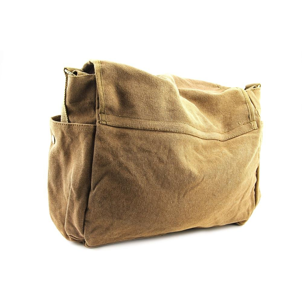 Rothco Hw Canvas Classic Messenger Bag