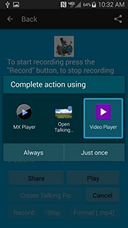 Amazon com: Talking Pics - Demo Add voice and sound to your photos