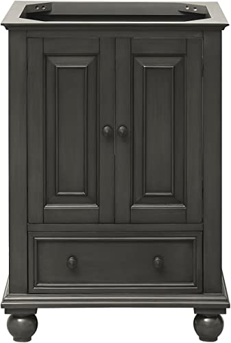 Avanity Thompson 24 in. Vanity Only in Charcoal Glaze finish
