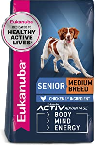 Eukanuba Senior Maintenance Dog Food