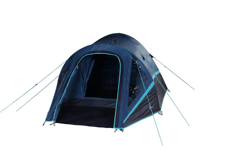 Portal Arona 3 - Campingzelt mit Schlafkabine für 3 Personen, wasserdichtes Outdoor Kuppelzelt mit 4000 mm Wassersäule, Familienzelt mit Vorraum, leichtes Zelt für Festival oder Trekking