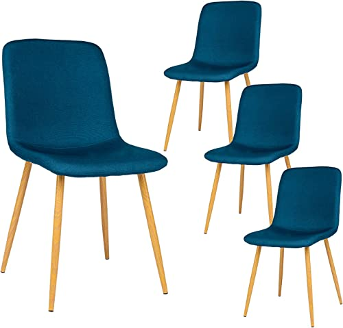 BAHOM Set of 4 Kitchen Dining Chairs