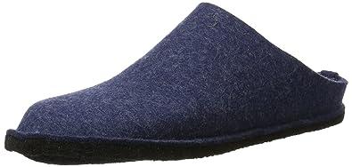 Flair Soft, Unisex-Erwachsene Ungefüttert Hausschuhe, Blau (Jeans 72), 43 EU Haflinger