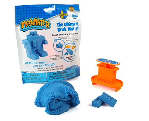 Relevant Play 220-203 the Ultimate Brick Maker, Blue, 57 g
