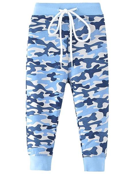 Amazon Com Dola Dola Boys Harem Pants Cotton Toddlers Sport Jogger