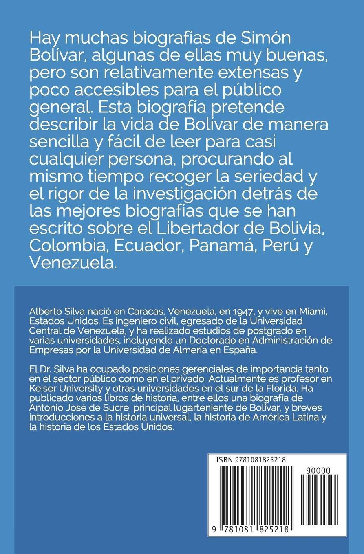 Amazon.com: Simón Bolívar (Spanish Edition) (9781081825218 ...