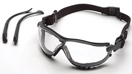 e1e87332a27 Image Unavailable. Image not available for. Colour  Pyramex Safety Pyramex  V2G Safety Glasses