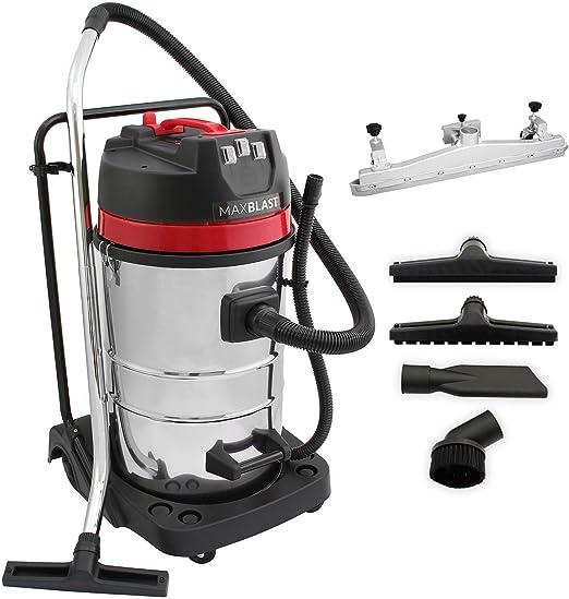 MAXBLAST - Aspiradora Comercial 80 litros con Accesorio para ...