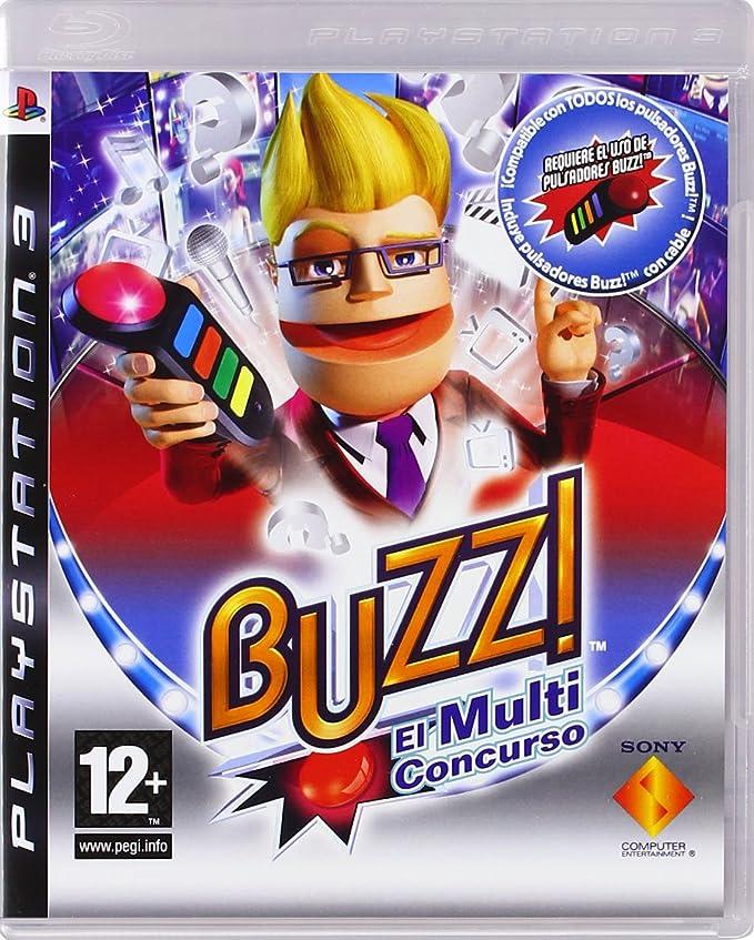 Buzz! El Multi Concurso: Amazon.es: Videojuegos