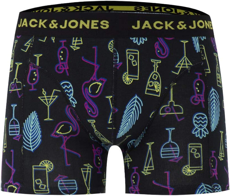 Jack /& Jones Jacpop Elements Trunks STS Cale/çon Boxeur Homme