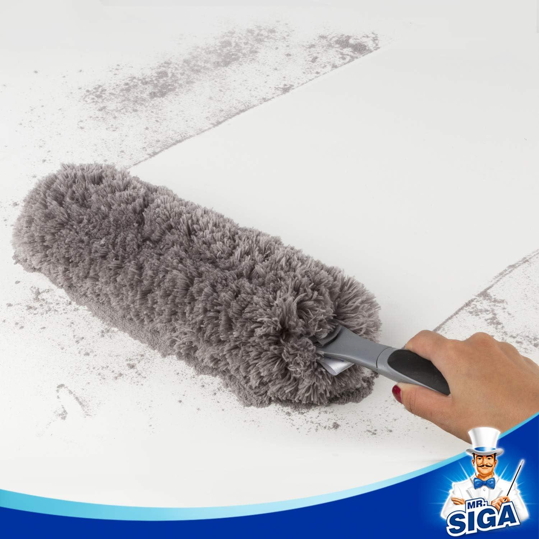 MR.SIGA Microfaser-Staubtuch abwaschbares Staubtuch zur Reinigung