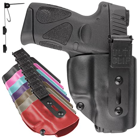 Amazon com : Galloway Precision Compact Holster in Black