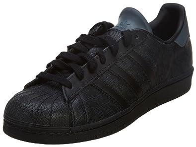 low priced 22d28 ffe8f Adidas Superstar Camo 15 Mens Style B33823-BlkBlkBoonix Size