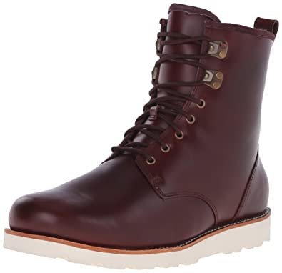 5ae956f1a2c UGG Men's Hannen TL Winter Boot, Cordovan, 11 M US: Amazon.co.uk ...