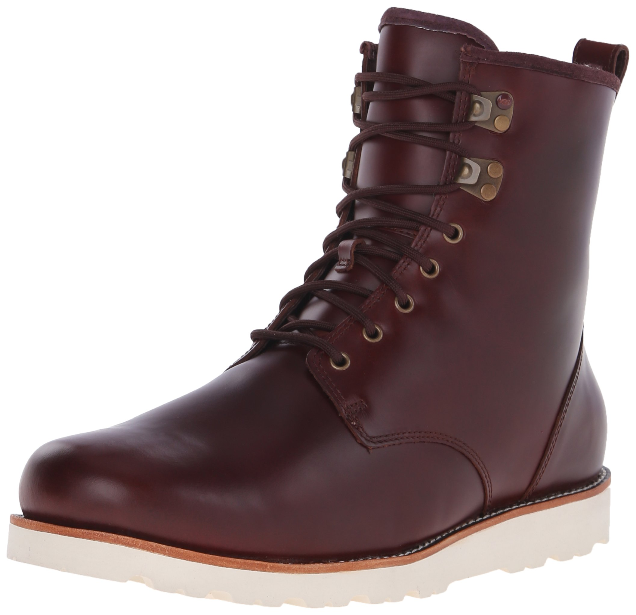 UGG Men's Hannen TL Winter Boot, Cordovan, 8 M US