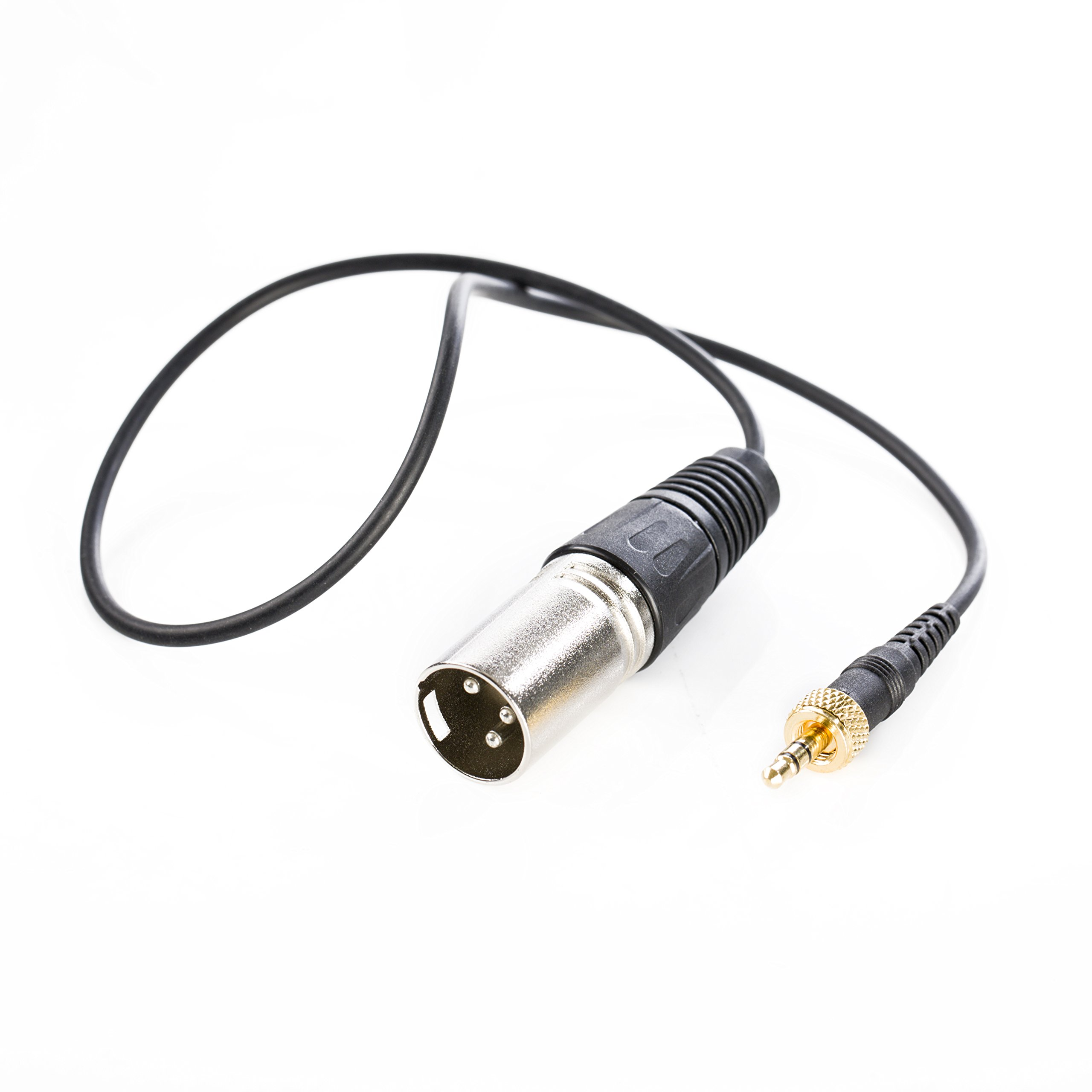 Saramonic SR-UM10-C35XLR Replacement XLR Output Connector Cable for the Saramonic UwMic9, UwMic10 and UwMic15 Wireless Microphone Systems