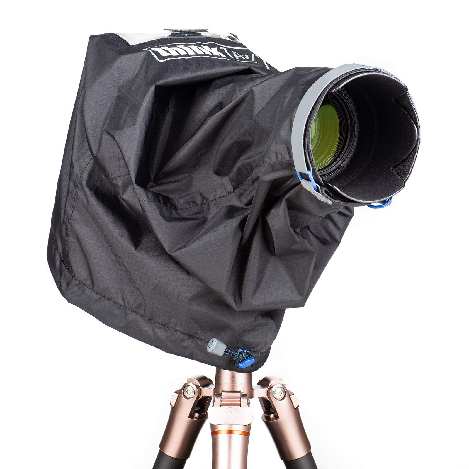 Think Tank Photo Emergency Rain Covers for DSLR and Mirrorless Cameras with up to a 70-200mm Lens - Medium by Think Tank