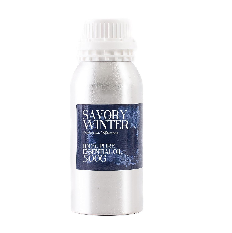 Mystic Moments | Savory Winter Essential Oil - 500g - 100% Pure   B01M98V1VM