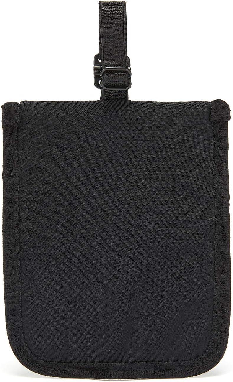 Pacsafe CoverSafe S25/Diebstahlschutz-Beutel zur Befestigung an den BH - 10121 rosa Orchid Pink