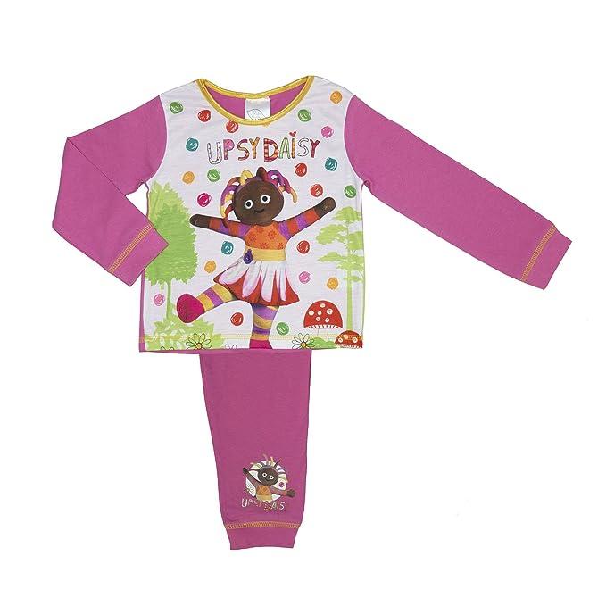Amazon.com: Girls In The Night Garden Upsy Daisy Pyjama Set, Various ...