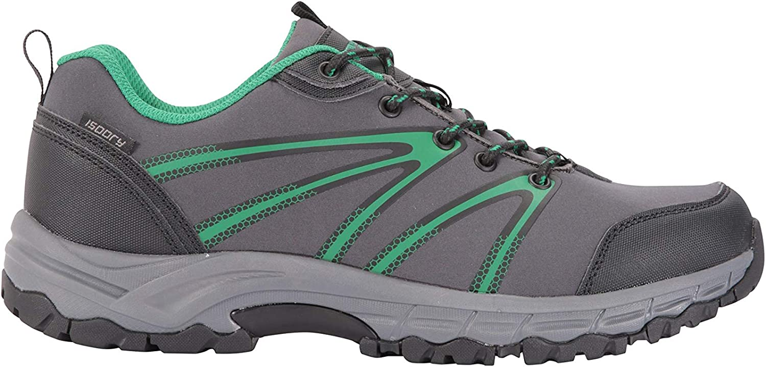 Mountain Warehouse Tarn Mens Softshell Hiking Shoes Walking Shoes