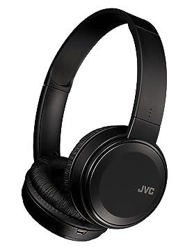 JVC Auriculares inalámbricos estéreo ha-s38bt-b (negro) 【 Japón productos domésticos