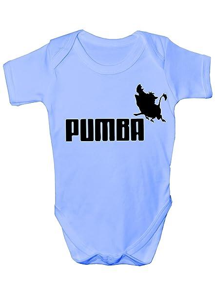 Print4U Diseño con Texto en inglés Pumba Babygrow Babies diseño de Rey León con Chico con/diseño de Chica con Hacha bebé de Chaleco de: Amazon.es: Ropa y ...