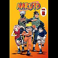 Full Collection Fantasy Manga: Naruto Vol. 8 (English Edition)