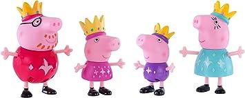 Peppa Pig Royal Family (4 Pack): Amazon.es: Juguetes y juegos