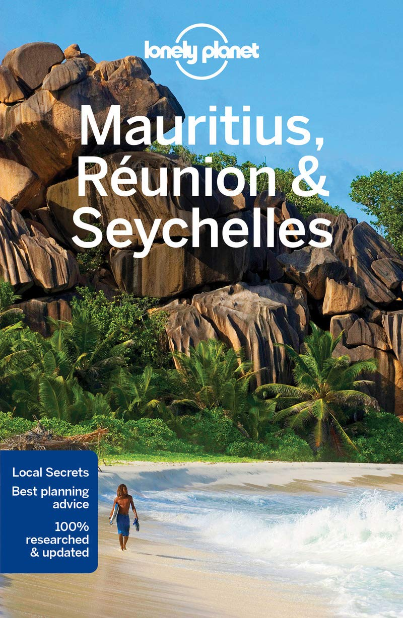 Lonely Planet Mauritius, Reunion & Seychelles (Multi Country Guide) (Tapa Blanda)