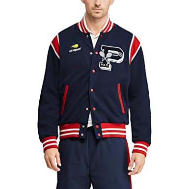 b14c52e6a Polo Ralph Lauren Men's US Open Ball Boy Jacket at Amazon Men's Clothing  store: