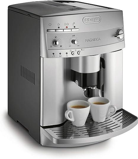 Delonghi ESAM3300 Maquina automatica para hacer espresso y capuccino,