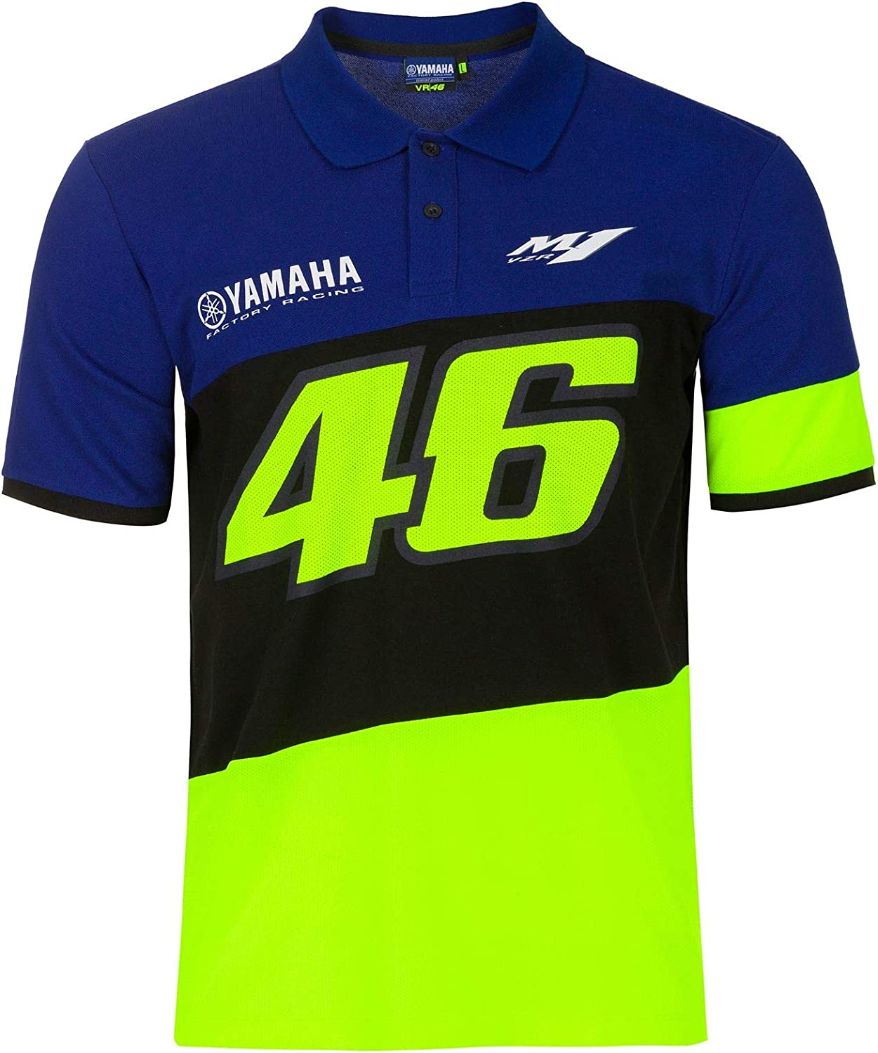 Valentino Rossi - Polo VR46 MotoGP M1 Yamaha Racing Oficial 2020 ...