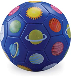 8 Crocodile Creek for Ages 3 /& Up Solar System- Kids Rubber Football