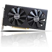 Sapphire Radeon RX 570 - Tarjeta gráfica (4 GB, GDDR5, DVI-D, UEFI)