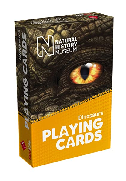 Brain Box - Natural History Museum, Juego de Cartas con ...