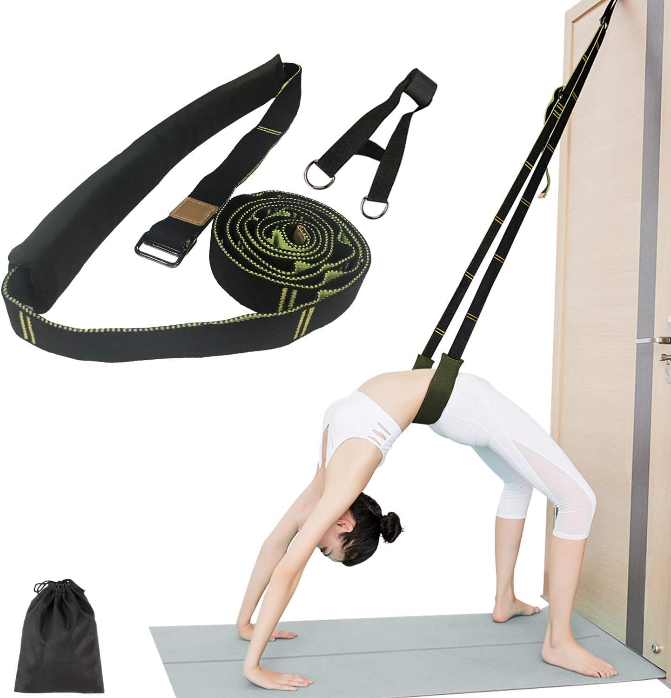 Fitness Yoga Stretch Strap Leg Stretch Ban Exercise Stretch Rehabilitation Strap