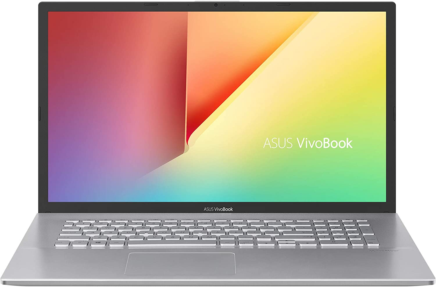"VivoBook 17 17.3"" Laptop - AMD Ryzen 7 - 12GB Memory - AMD Radeon RX Vega 10 - 512GB SSD - Transparent Silver Model:X712DA-BR7N6SKU:6403423"